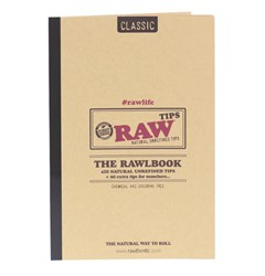 The Rawlbook – Livret d'embouts filtres RAW